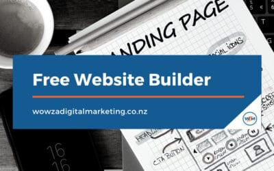 Free Website Builder – How To Use The Google Website Builder