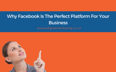 Why Facebook Is The Perfect Platform For Your Business